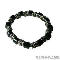 magnetic bracelet, hematite bracelet, magntite beads bracelet