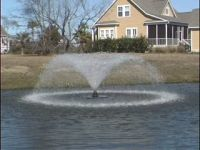Aquatic Aeration Systems Lake Fountain / Pond Aerator