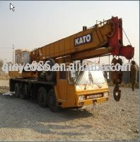 40T used kato truck crane NK-400