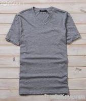 Mens V Neck Tshirt