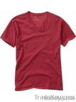 Mens V Neck Tshirt