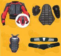 Safety Jacket, Kidney Belt, Kee Slider, PU Protector