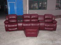 Home Theater Sofa Set