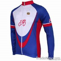 Long Sleeve Cycling Jerseys