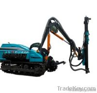 Crawler hydraulic rock drill PD-Y58