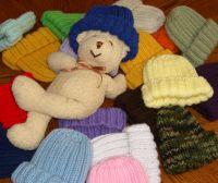 Handmade Baby Beanies