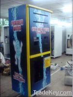 Automatic water vending machine with RO pure water system