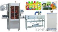Sleeve Shrinking Labeling Machine & Shrinking Oven and Steam Generator