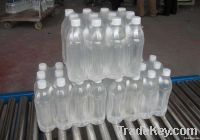 Automatic bottle wrapping packing machine