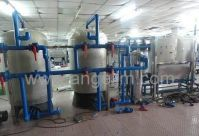 Ultra Filtration Mineral/Spring Water Purification Plant