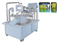 Doy-pack Pouch /Stand-up Pouch/Spout Bag Filling Capping Machine