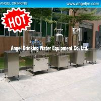 Bottle water/beverage/juice/tea washing filling capping machine