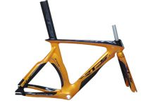 carbon bicycle track frame