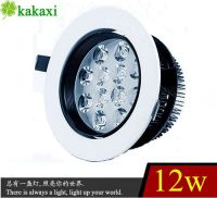 Factory selling High quality 3w 5w 7w 9w 12w led ceiling light 360 Degree Rotation led Downlights