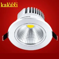 LED COB 3W 5W 7W 9W COB downlight cob led ceiling Light The kitchen bathroom lamp lighting