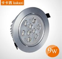 Factory selling high quality 3w 4w 5w 7w 9w 12w LED Ceiling Light led downlight lamp LED Spotlights AC85-265V