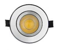 New 3w 5w 7w led spotlights ceiling light cob chip high power led Downlights