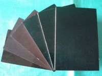 Black Film Faced Plywood 1220x2440x18MM,