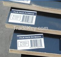 18MM Brown Film Faced Plywood Construction plywood panel formwork