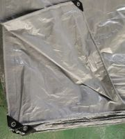 Army Green Color PE Truck cover Tarpaulin