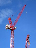 Luffing Tower Cranes