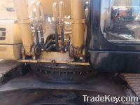 Used Crawler Excavator (Cat320c)