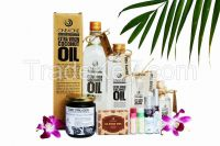 High quality pure coconut oil