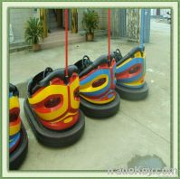 2011 hot selling best amusement parks bumper car(dodgem car)