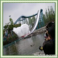 [Super adventure]water park log flume rides