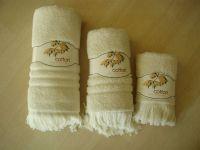 Organic Towel with Tassel