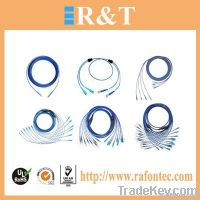 Armoured Fiber Optic Patch Cords