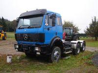 1998 Mercedes Benz Truck 2538