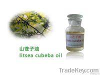 Natural litsea cubeba oil, spice oil, essential oil, 68855-99-2