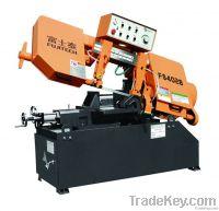 Semi-automatic Band Sawing Machine