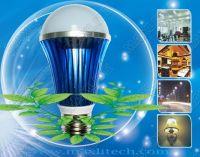 CE Listed 5W E27, E26, E14, GU10 High Power LED Bulb