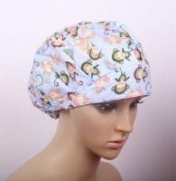 Bouffant Medical Surgical Surgery Hat Scrub Cap Work Hat Chef Cap