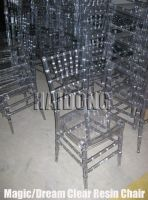 Magic/Dream Crystal Resin Chiavari Chair