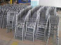 Silver Color Resin Chiavari Chair