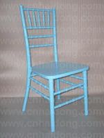 Ballroom Chiavari chair HDCV-U12 Blue