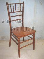 Antique Chivari Chair