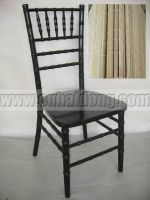 Black Wedding Chiavari Chair