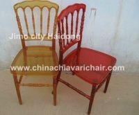 Resin Napoleon Chair/ La chaise Napoleon