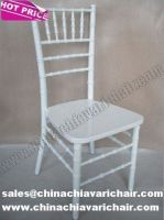 HDCV-U04 Wood Chiavari Chair