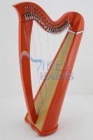 Saffon 22 Strings Lever Harp