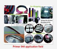 Primer 944(similar 3M 94, 3M K520, 3M K500, 3M 4299) for epdm seal strip, car trim, 3D Carbon Film