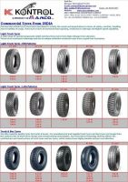 Indian LCV - Truck Tyres