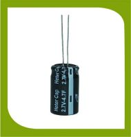 Supercapacitor 2.7v 2f