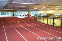 Runnig tracks EPDM systems