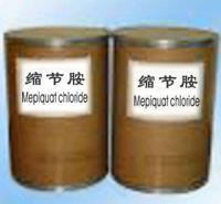 Mepiquat Chloride used on cotton