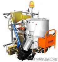 Self-propelled heat fusion marking machine ZX-100